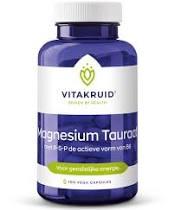 webshop supplementen Supplementen magnesium tauraat