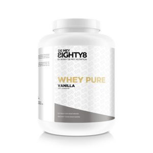 webshop supplementen Webshop Supplementen Whey Pure Vanilla     Berry de Mey Nutrition 300x300