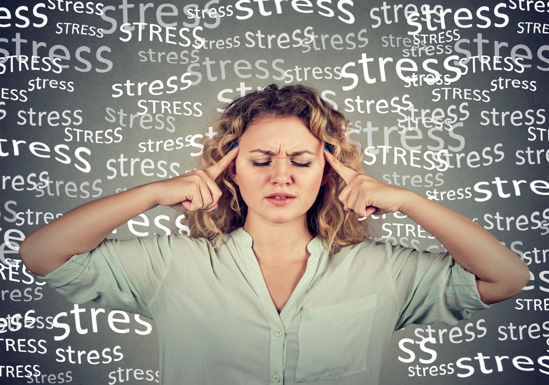 Stress is een vriend en geen vijand! shutterstock 548638960