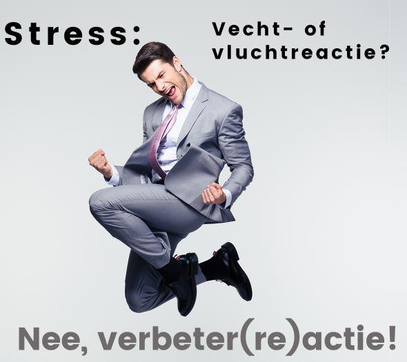 Stress is een vriend en geen vijand! stress2