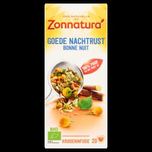 webshop supplementen Webshop Zonnatura goede nachtrust thee 2018 600 300x300
