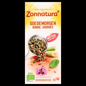 webshop supplementen Webshop Zonnatura goedemorgen thee 2018 600 300x300