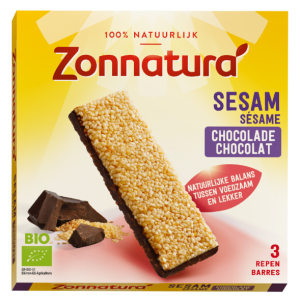 webshop supplementen Webshop Zonnatura sesam choco 3 pack 600 300x300