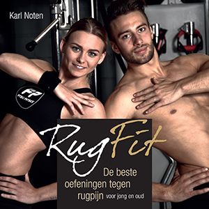 Boeken 4xT RugFit Karl Noten