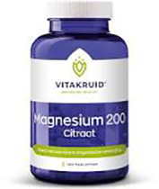 webshop supplementen Supplementen magnesium citraat 200