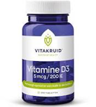 webshop supplementen Supplementen vitamine d3 5 mcg 1